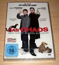 DVD Das Chaos - Gar nicht allein zu Haus! - All Together - Komödie - Neu OVP