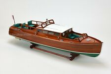 Chris Craft Commuter Handcrafted Wooden Boat Model 34""
