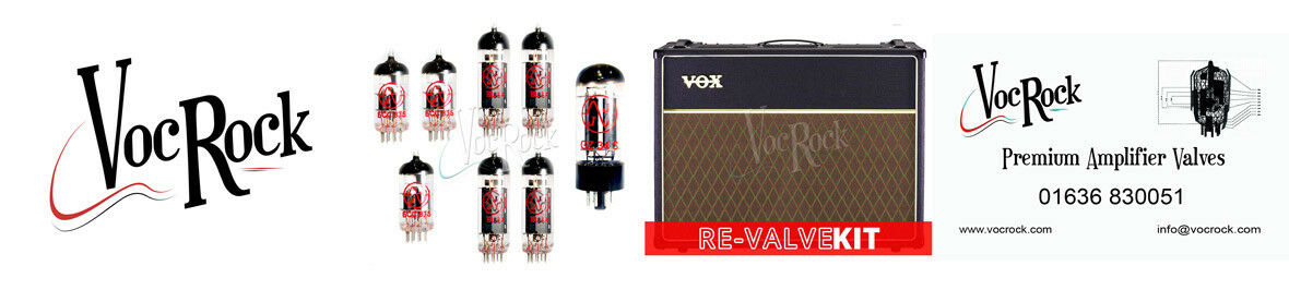 VOC ROCK GUITARS