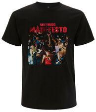 Roxy Music 'Manifesto' T-Shirt - NEW & OFFICIAL!