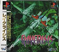 USED PS1 PS PlayStation 1 ​​RayCrisis TCPS-10021