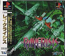 USED PS1 PS PlayStation 1 RayCrisis TCPS-10021