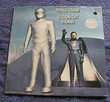 Ringo Starr 1974 Apple LP Goodnight Vienna John Lennon Elton John Dennis Coffey