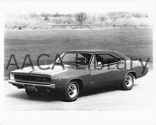 1968 Dodge Charger Hardtop, Factory Photo (Ref. # 38922)