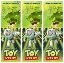 Toy Story 3 D Movie Heroes in Training 3D Bookmark