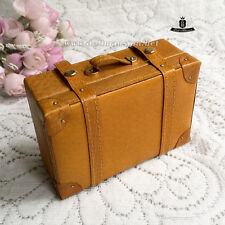 BJD Suitcase Dollfie DREAM Yellow Bag Luggage box AOD DOD MID LUTS American girl