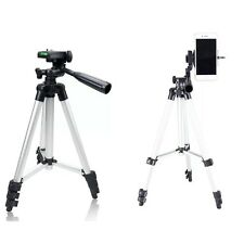JUSTOP (JT-TRP-MB) Aluminium Phone Holder Camera Tripod - Silver