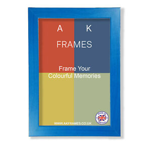 BLUE Picture Frames Modern RED GREEN PINK Instagram Photo Frame A1 A2 A3 A4 A5