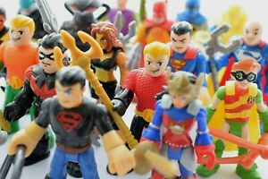 IMAGINEXT DC Super Friends Heroes & Villains Figures - MANY TO CHOOSE FROM!