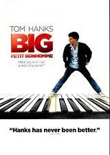 NEW DVD // BIG - Tom Hanks, Elizabeth Perkins, John Heard, PENNY MARSHALL