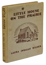 Little House on the Prairie LAURA INGALLS WILDER First Edition 1st Printing 1935