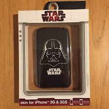 NEW STAR WARS Darth Vader iPhone Case Skin 3G & 3GS Compatible Lucasfilm Disney