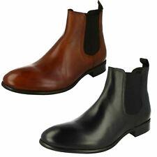 Mens Morena Gabbrielli Smart Chelsea Boots FA-D1696