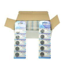 100pcs Wholesale Lot CR2032 3V Button Batteries Car KEY FOB Remote CMOS Cells