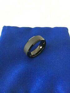 Wolfram Herren-Ring, Core by Schumann Design, TW022.11, Tungsten