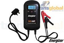 12v - 8 Amp 9 paso Inteligente Coche Cargador de batería LCD Pantalla Digital-Energizer