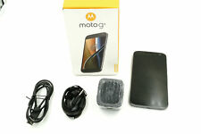 "Motorola Moto G4 Xt1625, 16Gb, 5.5"" Cell Smart Phone (Unlocked) - Black"