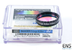"Baader 1.25"" Fringe Killer Filter with IR Cut - Mint"