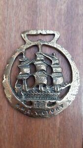 Saddle Buckle HMS Victory