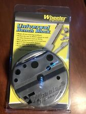 Wheeler Universal Bench Block-Gunsmith Bench Block-672215