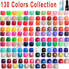 TP Gel Polish 130 colors Collection 15ml per bottle. Premium LED&UV Soak off Gel