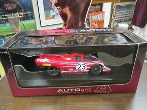 Porsche 917K-Auto Art Racing Division Scale Models-1:18 Scale