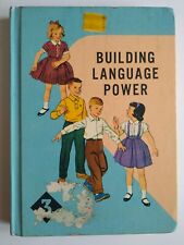 Building Language Power 3 - Catholic Textbook Rare Vintage Old School Book 1966
