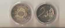 """2 euros moneda especial gasto comunitario 2012 Malta,"""" 10 años del euro efectivo"""""""