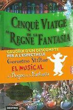 Cinquè viatge al Regne de la Fantasia. ENVÍO URGENTE (ESPAÑA)