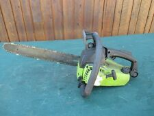 "Vintage POULAN 2300 Chainsaw Chain Saw with 14"" Bar"