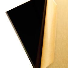 "3/16"" Black Acrylic Sheet Plexiglass 12"" x 12"" Acrylic Sheet Azm On Sale"