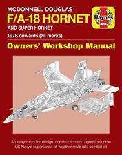 McDonnell Douglas F/A-18 Hornet & Super Hornet (design construction) Buch book