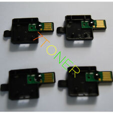 4 x Reset Chip + Chip Cove For Epson Aculaser C2900N C2900DN CX29DNF C13S050630