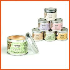 12 X Karma Scents Assorted Scented Candle Tin | Wedding Colourful Home Decor