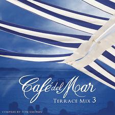 Cafe Del Mar Terrace Mix - Vol. 3-Cafe Del Mar Terrace Mix [CD New]
