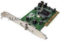 HP USB 2.0 Highspeed 2-Port PCI Adapter Card 300866-001 142531000000A  Interface