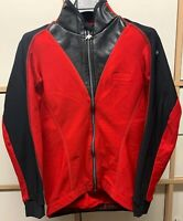 Assos RX 900 Cycling Jacket Swiss Red Medium Pre-Owned Made In Slovenia