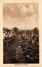 CPA Heldenfriedhof Elfringen (470884)