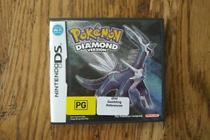 Pokemon Diamond for Nintendo DS including all original packaging