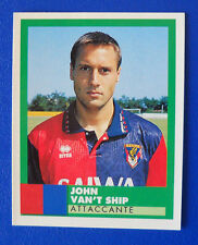 FIGURINA VALLARDI E' IL CALCIO 92/93 - N.119 - VAN'T SHIP - GENOA - new