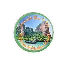 Fridge Magnet Andaman & Nicobar Islands India Souvenir Button Pin Badge