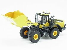 KOMATSU WA 470-8 Diecast Wheeled Loader, 1:50, Universal Hobbies, f/s Japan