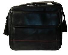 "Targus Faux Leather 14""  Laptop Shoulder/messenger Bag - Black A993"