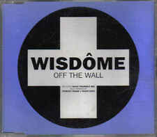 Wisdome- Off  the Wall cd maxi single