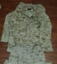 USMC US Marine Corps Current Marpat Deserts Top 35S