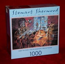 1000 PIECE JIGSAW PUZZLE by STEWART SHERWOOD  ~NEW~ SURE-LOX  #18249