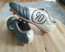 Details zu Nike Air Zoom Total 90 III Fg T90 Festen Boden Fußball Schuhe ChromSchwarz