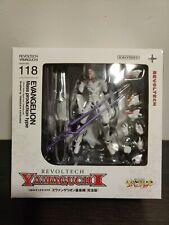 New listing Evangelion Revoltech Action Figure Statue Mass Production Type Full Anime Jp