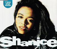 Shanice Maxi CD I Love Your Smile - Germany (EX+/EX+)