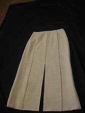 CHANEL PINK BOUCLE SKIRT PRISTINE PERFECTION Vintage